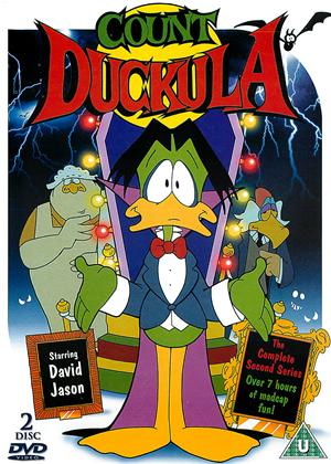 Count Duckula: Series 2 Online DVD Rental