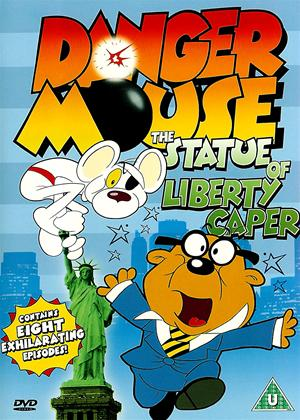 Dangermouse 5: Statue of Liberty Caper Online DVD Rental