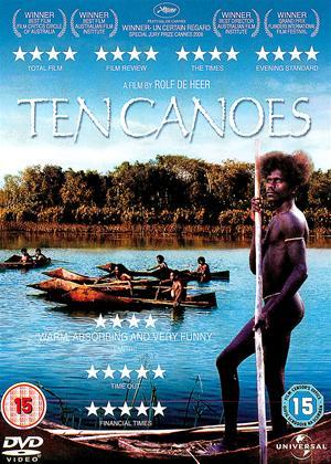 Ten Canoes Online DVD Rental