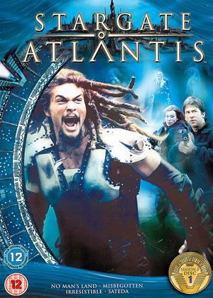 Rent Stargate Atlantis: Series 3: Vol.1 Online DVD Rental