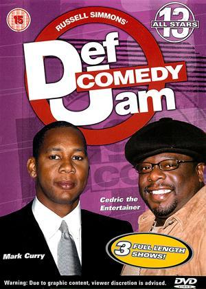 Def Comedy Jam: All Stars: Vol.13 Online DVD Rental