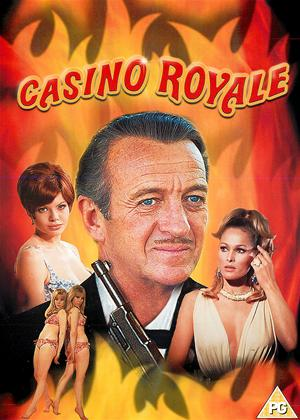 Rent Casino Royale Online DVD Rental
