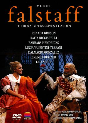 Verdi: Falstaff: Royal Opera Online DVD Rental