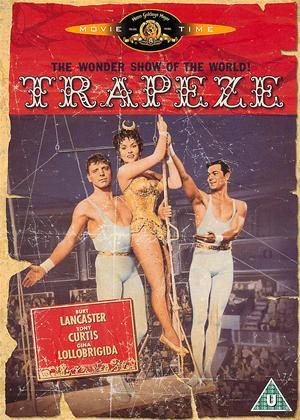 Rent Trapeze Online DVD Rental