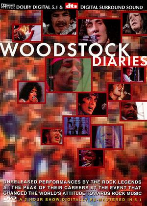 Rent Woodstock Diaries Online DVD Rental