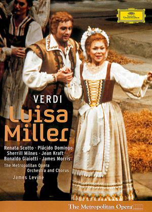Verdi: Luisa Miller: Metropolitan Opera Online DVD Rental