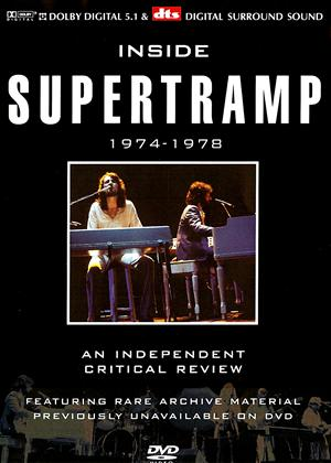 Supertramp: Inside: 1974 to 1980 Online DVD Rental