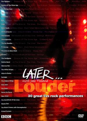 Later with Jools Holland: Louder! Online DVD Rental