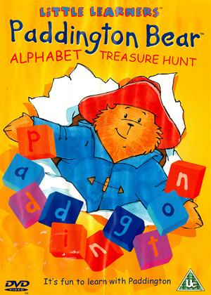 Paddington Bear: Alphabet Treasure Hunt Online DVD Rental