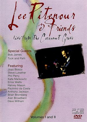Lee Ritenour and Friends: Parts 1 and 2 Online DVD Rental