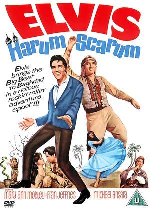 Harum Scarum Online DVD Rental