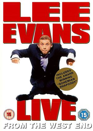 Rent Lee Evans: Live from the West End Online DVD Rental