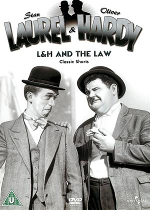 Laurel and Hardy Classic Shorts: Vol.12: L and H and the Law Online DVD Rental