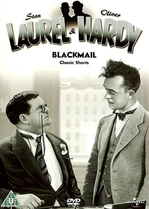 Rent Laurel and Hardy: Vol.8: Blackmail Online DVD Rental