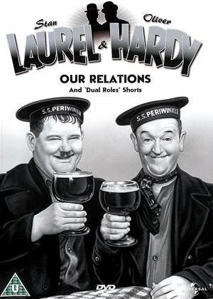 Rent Laurel and Hardy: Vol.5: Our Relations/Dual Roles Shorts Online DVD Rental