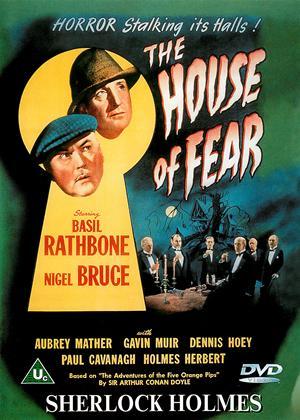Rent Sherlock Holmes: House of Fear Online DVD Rental