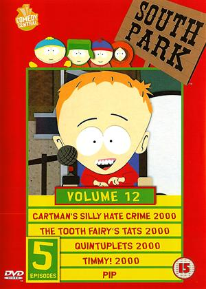 Rent South Park: Vol.12 Online DVD Rental