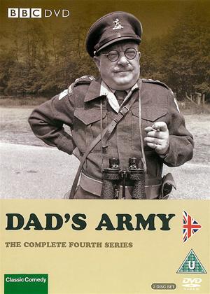 Rent Dad's Army: Series 4 Online DVD Rental