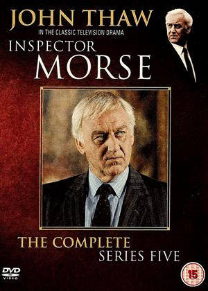 Rent Inspector Morse: Series 5 Online DVD Rental