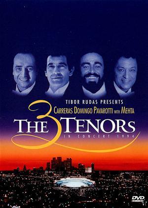 Rent The 3 Tenors in Concert 1994 Online DVD Rental