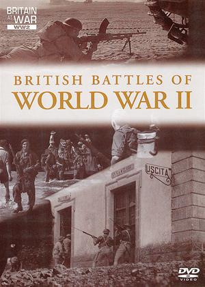 Rent British Battles of World War II Online DVD Rental