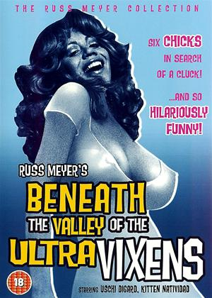 Beneath the Valley of the Ultravixens Online DVD Rental