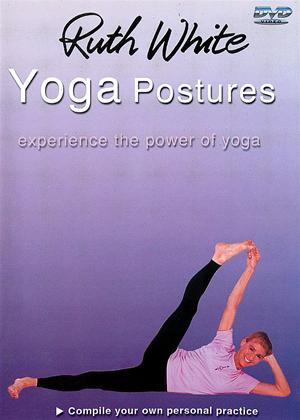 Ruth White: Yoga Postures Online DVD Rental