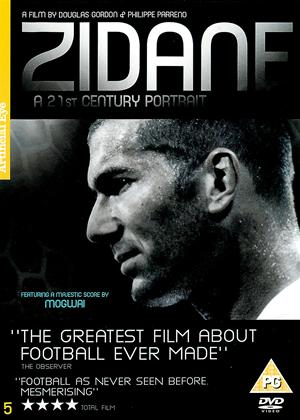 Zidane: A 21st Century Portrait Online DVD Rental