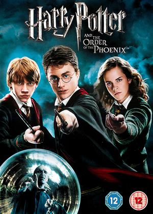 Rent Harry Potter and the Order of the Phoenix Online DVD Rental