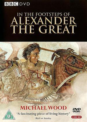 In the Footsteps of Alexander the Great Online DVD Rental