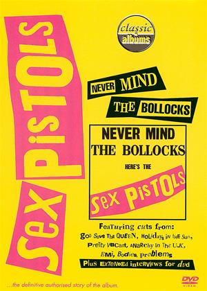 Sex Pistols: Never Mind the Bollocks Here Online DVD Rental