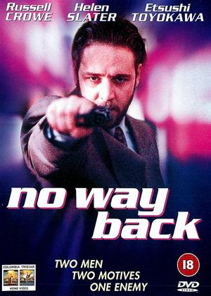 No Way Back Online DVD Rental