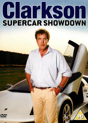 Rent Jeremy Clarkson: Supercar Showdown Online DVD Rental