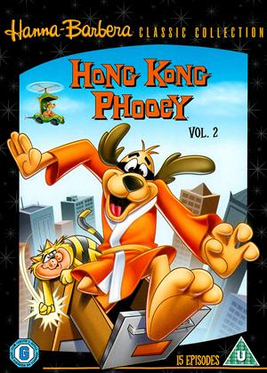 Hong Kong Phooey: Vol.2 Online DVD Rental