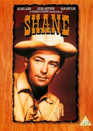 Shane Online DVD Rental