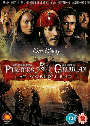 Pirates of the Caribbean 3: At World's End Online DVD Rental