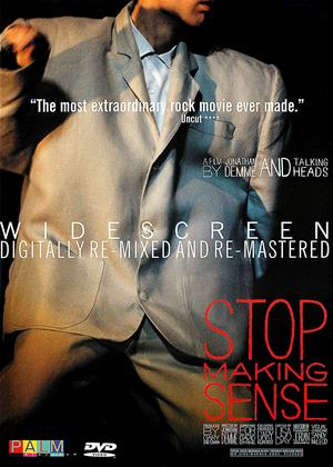 Rent Talking Heads: Stop Making Sense Online DVD Rental