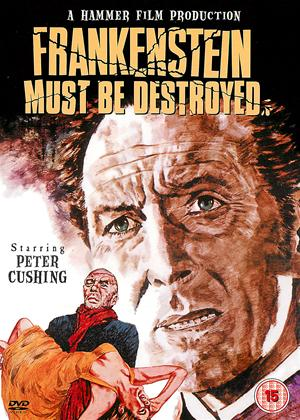 Frankenstein Must Be Destroyed Online DVD Rental