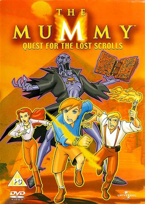 The Mummy: Quest for the Scrolls Online DVD Rental