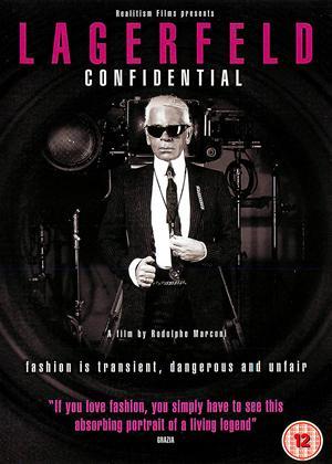 Lagerfeld Confidential Online DVD Rental