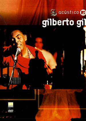Gilberto Gil: Acustico Online DVD Rental