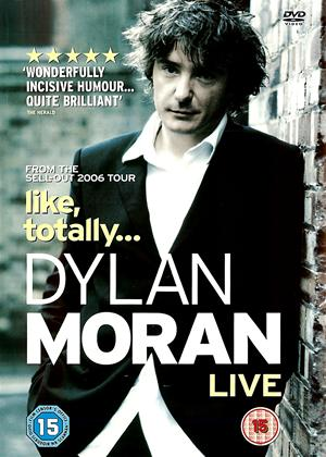 Dylan Moran: Like, Totally... Live Online DVD Rental
