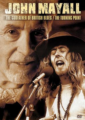 John Mayall: The Godfather of British Blues / Turning Point Online DVD Rental