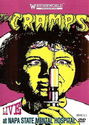 The Cramps: Live at Napa State Mental Hospital Online DVD Rental