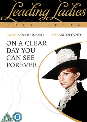 On a Clear Day You Can See Forever Online DVD Rental