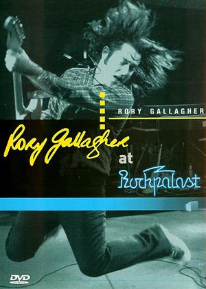 Rory Gallagher: Live in Concert Online DVD Rental