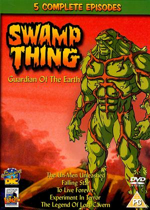Rent Swamp Thing: Guardian of the Earth Online DVD Rental