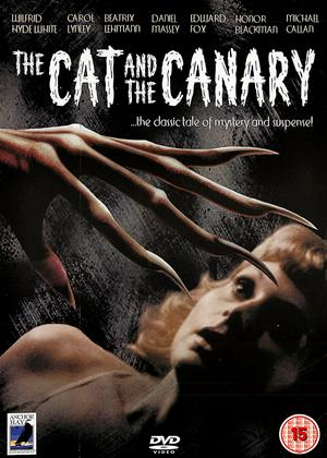 The Cat and the Canary Online DVD Rental