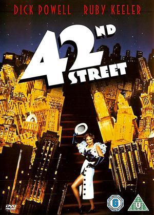 Rent 42nd Street Online DVD Rental