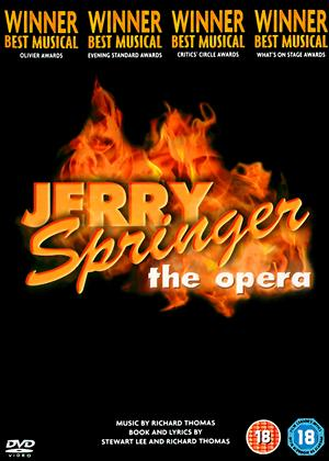 Jerry Springer the Opera Online DVD Rental